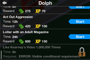 Dolph Error