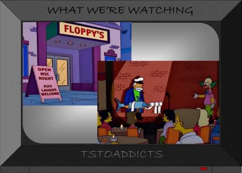 Floppy's Sea Captain Comedy