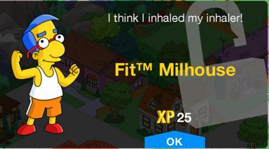 milhouse unlock