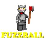 LEGO Wookiee  2