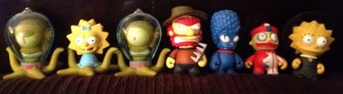 Halloween Simpsons Toys