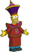 Homer Chosen one 1