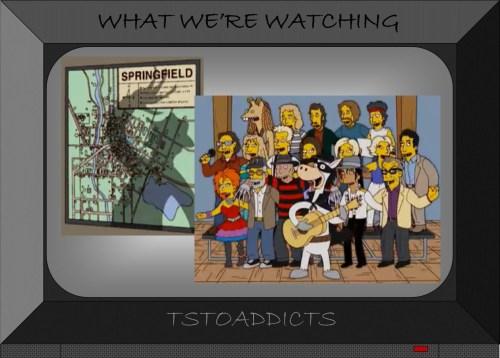 Horror Simpsons Freddy