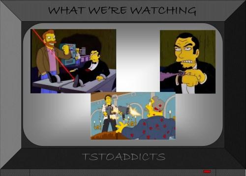 Simpsons Spy 5