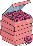 Stack_of_60_Donuts