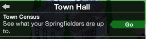 Town Hall Census 3