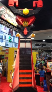 EVERYTHING IS AWESOME SDCC 2014