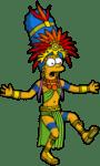 Mayan Marge dance