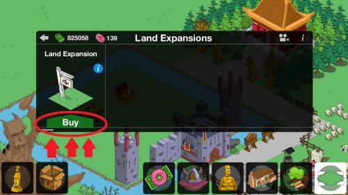 Buying Land 3