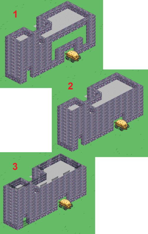 Castle 3D 7