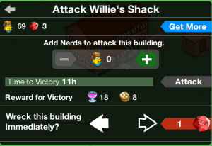 Cheater Instant Attack