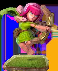 CoC Archer
