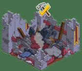 Destroyed Castle