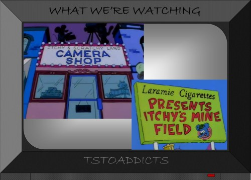 Itchy & Scratchy Land 8
