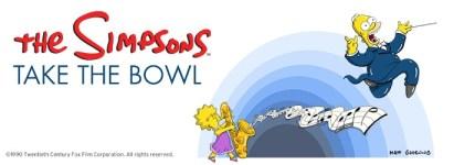 Simpsons Bowl