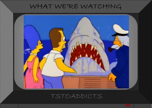 Simpsons Jaws