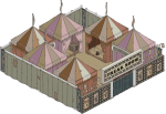 freakshow tent