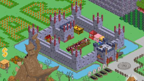 Wookiee Barbarian Castle