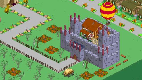 Wookiee Retirement Castle