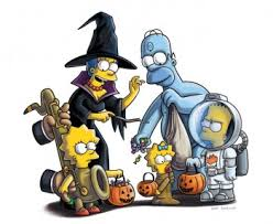 FXX Simpsons Halloween