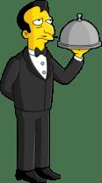 French Waiter 1
