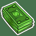 Money Stack Icon