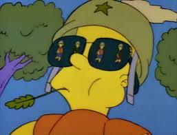 Simpsons Military 2