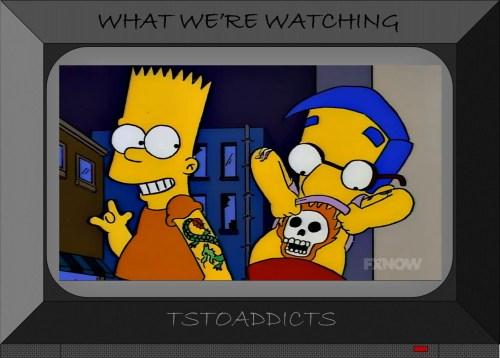 Simpsons Tattoos