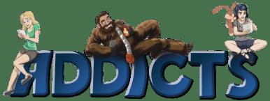 Addicts Logo Alissa Bunny Wookiee PNG
