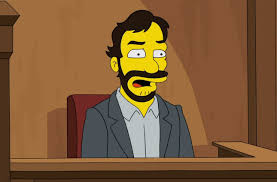 Judd Apatow Simpsons