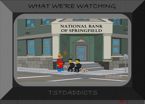 National Bank of Springfield The Rambler