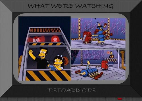 Murderpuss Simpsons