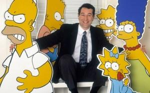 Sam Simon Simpsons