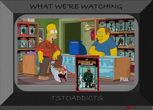 The Collider Simpsons TSTO 2