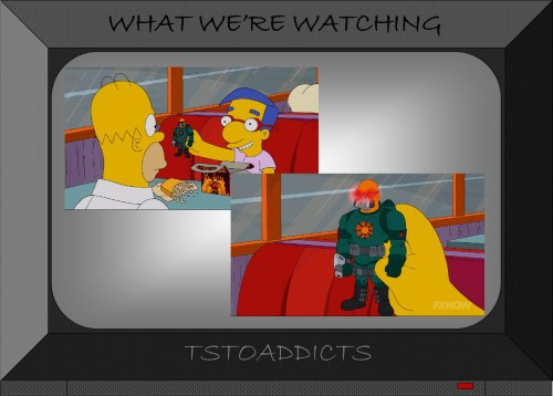 The Collider Simpsons TSTO