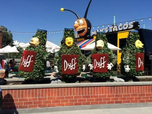Topiary Duffs