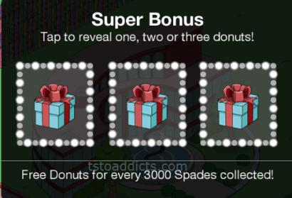 Digging Deep Super Bonus 3 Donut Boxes