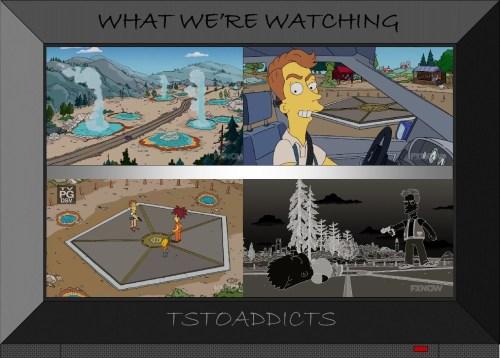 Five Corners Simpsons 2