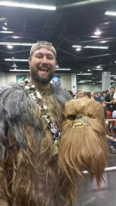 Wookiee Avatar in real life