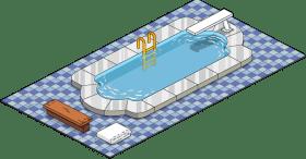Ground Pool Large