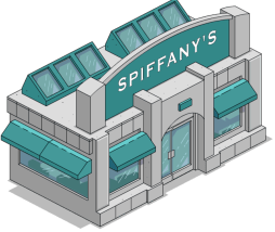 Spiffany's Large