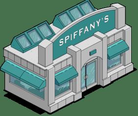 Spiffany's Large