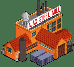 Ajax Steel Mill