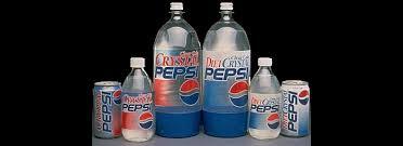 Crystal Pepsi