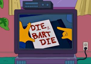 Die Bart Die Sideshow Bob