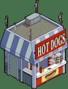 Krustyland Hot Dog Stand