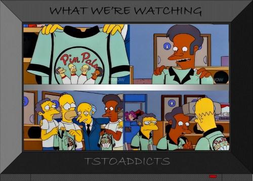 Pin Pals Apu Simpsons