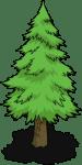 Tree (Light Green Pine)