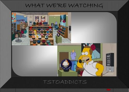 Alley McBalls Simpsons 2