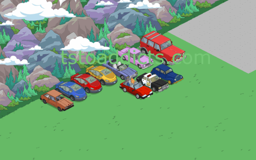 Cars on Road Car Selection